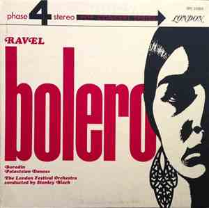 Stanley Black Conducting The London Festival Orchestra - Ravel Bolero / Bor ...