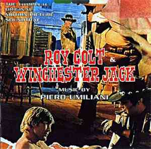 Piero Umiliani - Roy Colt & Winchester Jack (Original Soundtrack)