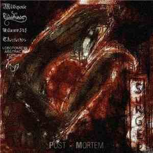 Müldeponie / Eudaimonia / Uzbazur345 / Thanatos  / Lobotomical Abstract Tor ...