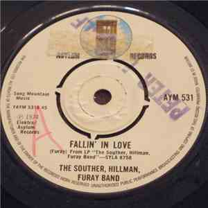 The Souther, Hillman, Furay Band - Fallin' In Love