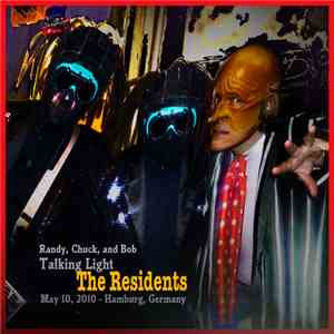 The Residents - Talking Light Hamburg Germany