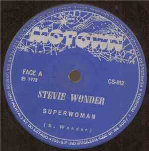 Stevie Wonder - Superwoman / Happier Than The Morning Sun