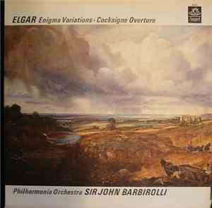 Elgar, The Philharmonia Orchestra, Sir John Barbirolli - Enigma Variations  ...