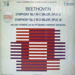 Beethoven - William Steinberg / Pittsburgh Symphony Orchestra - Symphony No ...