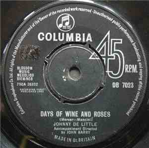 Johnny De Little - Days Of Wine And Roses