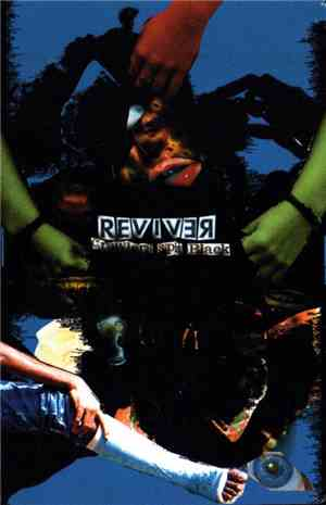 Reviver - Crawlers Spit Black