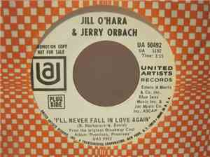 Jill O'Hara & Jerry Orbach - I'll Never Fall In Love Again