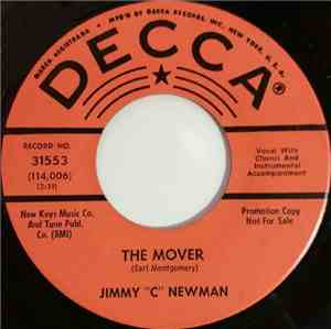 Jimmy C. Newman - The Mover / D. J. For A Day