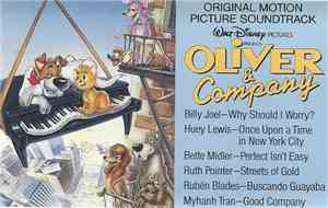 Various - Oliver & Company (Original Motion Picture Soundtrack)