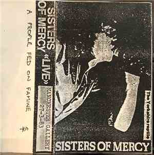 The Sisters Of Mercy - Live Manchester Gallery 27-3-83