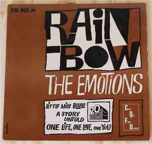 The Emotions  - Rainbow